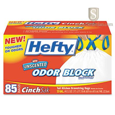 Rubbermaid Hefty Ultra Flex Waste Bags 30