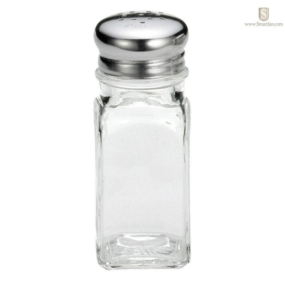 Adc Smt 1 Mushroom Top Paneled Salt Pepper Shakers 1 Oz