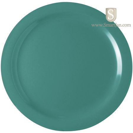 WNA Reflections™ Disposable Cutlery - Fork  sc 1 th 225 & CRS 4350009 | Carlisle Dallas Ware® Green Dinner Plate - 10-1/4 ...