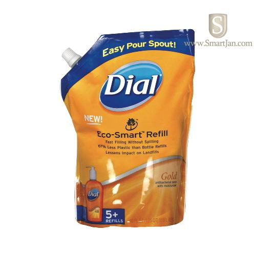 Dia 02561 Gold Dial Liquid Gold Eco Smart Refill Pouch