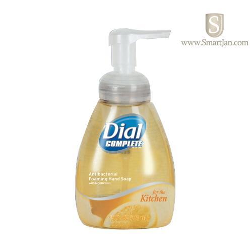 Dia06001ct Dial Complete 174 7 5 Oz Antibacterial Foaming