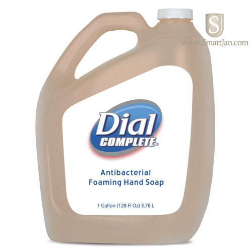Dia99795ct Dial Complete 174 Antibacterial Foaming Hand