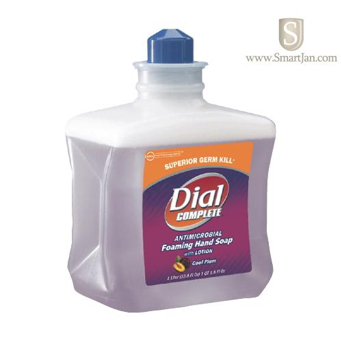 Dia81033ct Dial Complete 174 Antimicrobial Foaming 1000