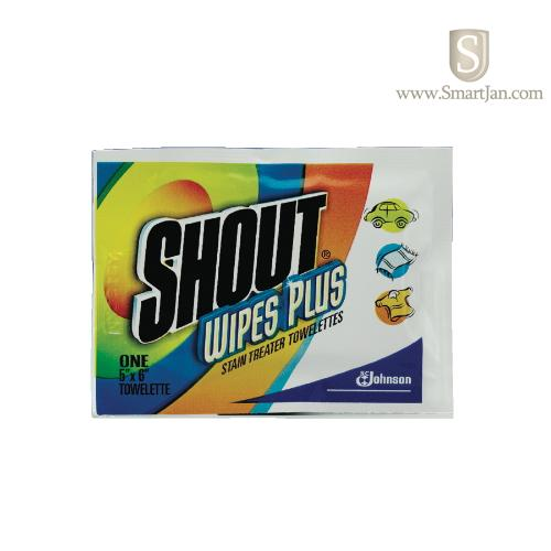Drk 94354 Diversey Shout 174 Wipes Plus Stain Treater