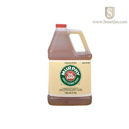Mur 01103 Murphys Oil Soap Wood Cleaner Gallon Bottle