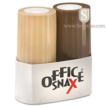 Ofx00057 Rubbermaid Office Snax Salt Pepper Set 4 Oz Salt