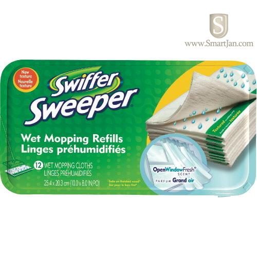 Pgc 35154 Procter Gamble Swiffer Sweepers 12 Refill