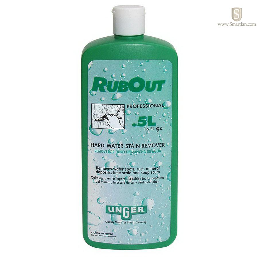 UNG RUB20   UNGER RubOut Glass Cleaner - 1 Pint   UNGER   SmartJan