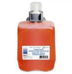 Sss 34086 Sss Foam Fresh Antimicrobial Hand Soap 3